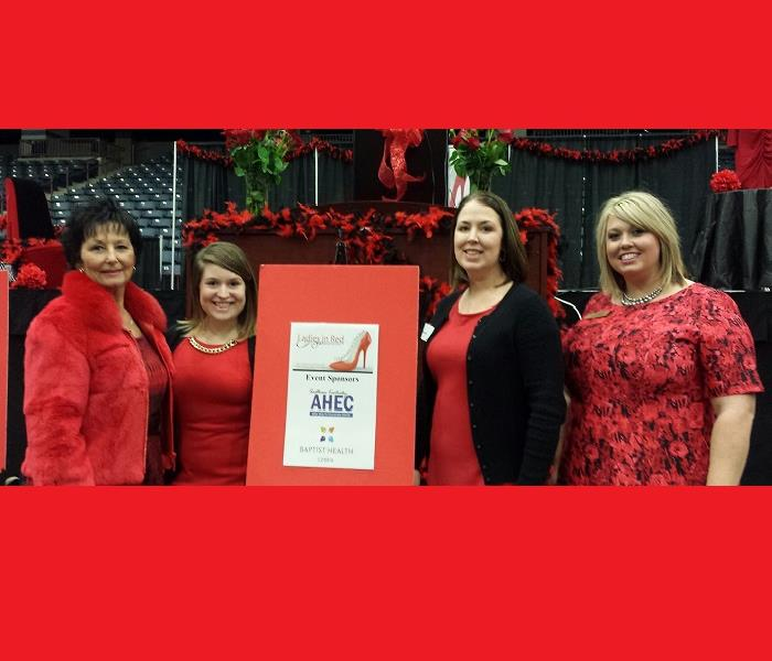 02-04-2016 Ladies in Red Event