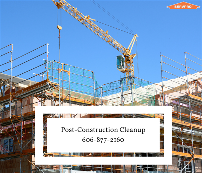 Commercial Post-Construction Cleanup