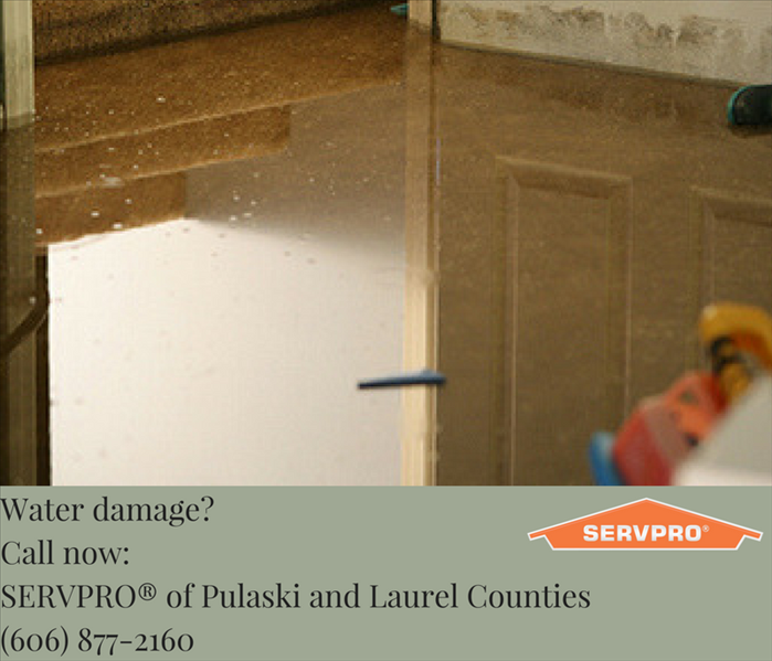 Water Damage Floods: Before, During, and After –be prepared!