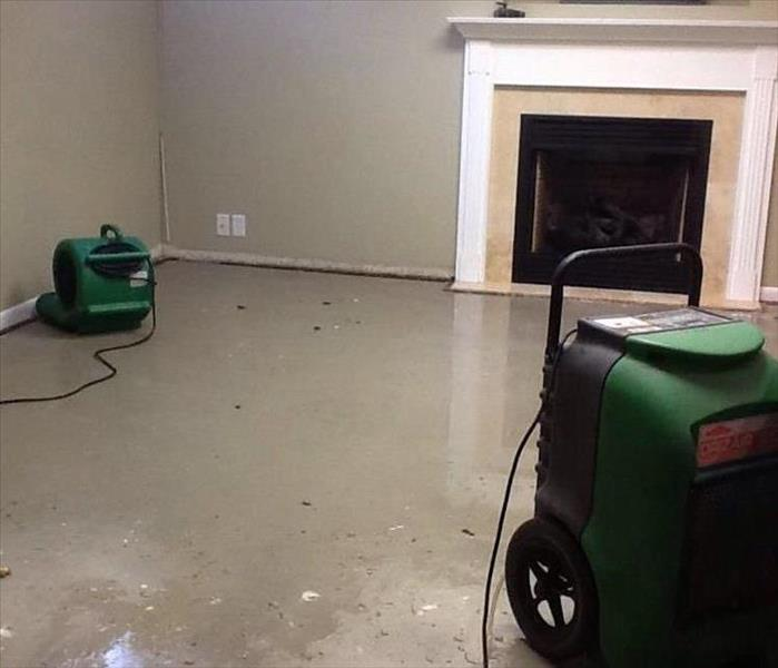 Why SERVPRO Why SERVPRO? Check out our 1-4-8 Response!