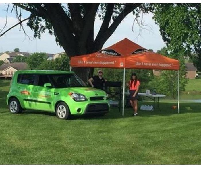 Storm Damage Summer Fun or Summer Storms?  Either Way SERVPRO® is HERE TO HELP!